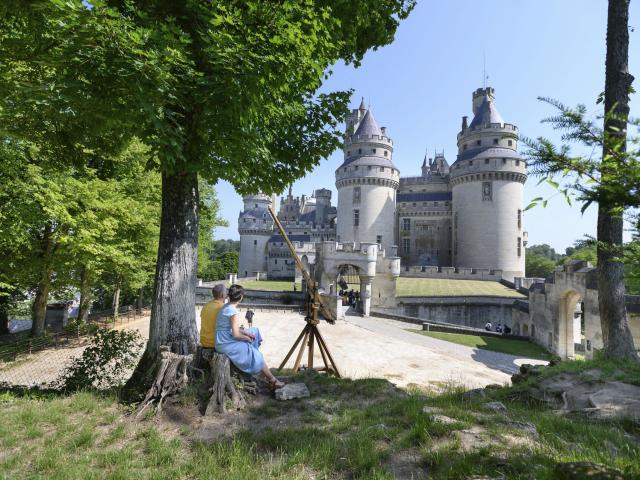 Pierrefonds_ Château de Pierrefonds © CRTC Hauts-de-France - Nicolas Bryant