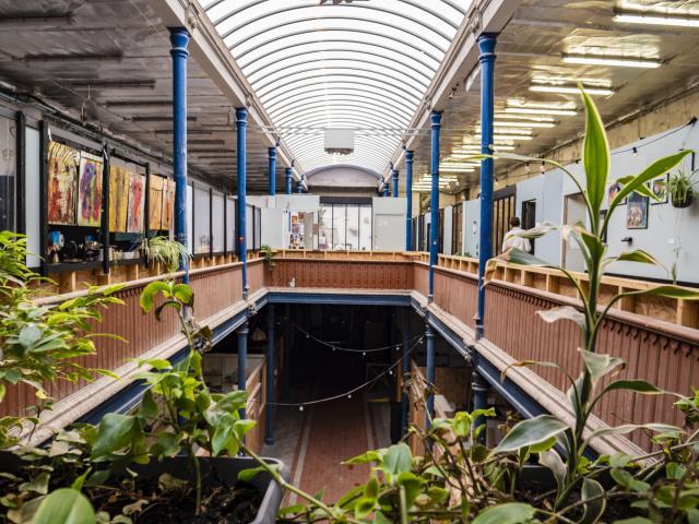 Roubaix _ les Ateliers Jouret © Les Ateliers Jouret
