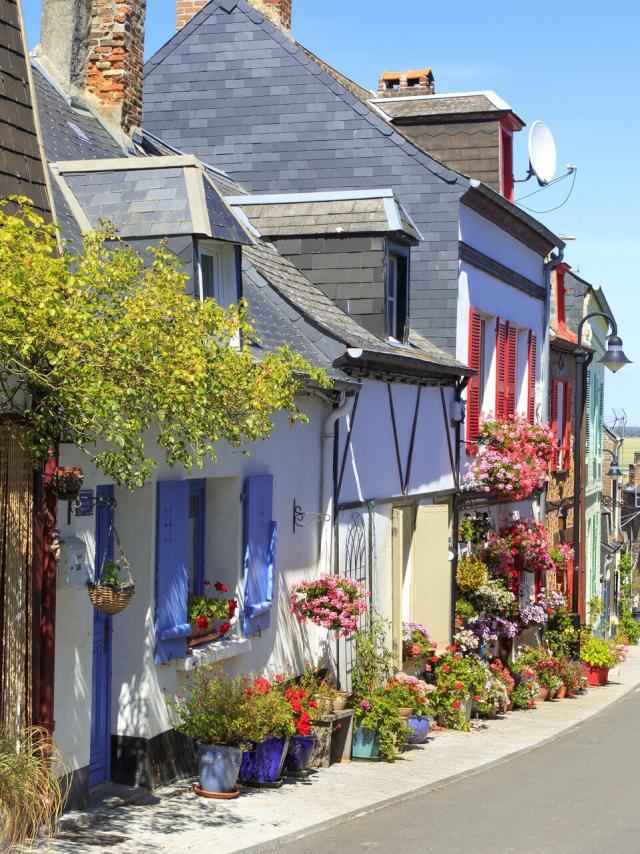 saint valery sur somme, villes et villages fleuris