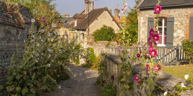 Saint-Valery-sur-Somme _ Cité médiévale _ Vue Rue © CRTC Hauts-de-France - Stéphane Bouilland