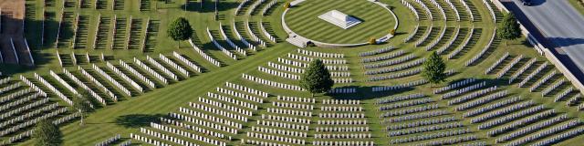 Souchez _ Cabaret Rouge Military Cemetery © CRTC Hauts-de-France - Philippe Frutier