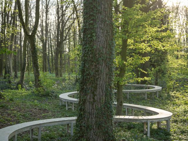 Thiepval _ Jardin de la Paix Gallois © Art & Jardins Hauts de France - Yann Monel