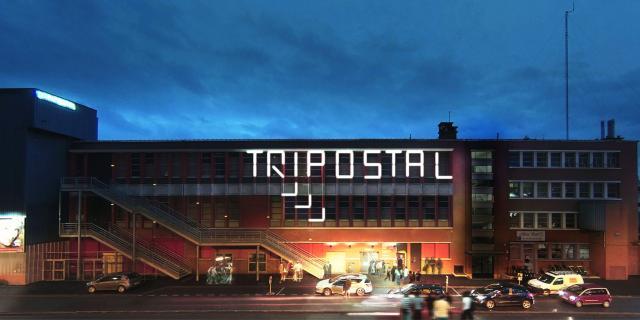 Lille _ Tripostal © Lille 3000