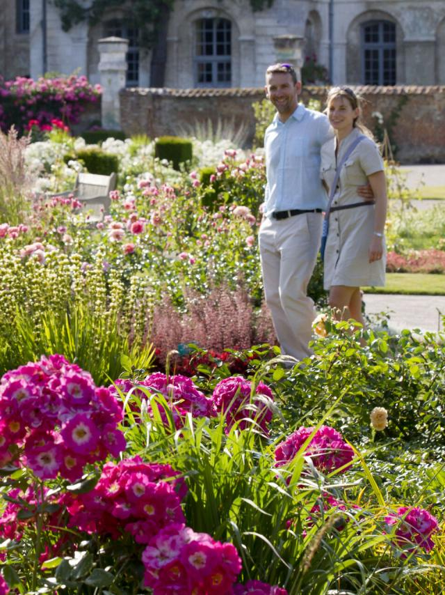 Argoules_roseraie des jardins de Valloires©CRTC Hauts-de-France - Anne-Sophie Flament