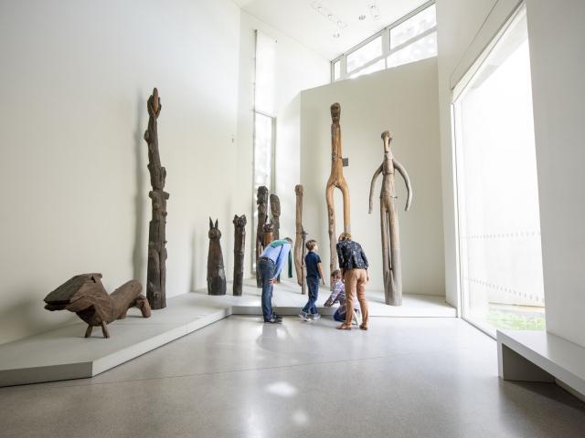Villeneuve d'Ascq _ Le LaM, Lille Métropole Musée d'art moderne, d'art contemporain et d'art brut © CRTC Hauts-de-France - Benjamin Teissedre