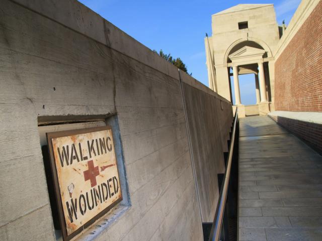 Villers-Bretonneux _ Mémorial National Australien et Centre Sir John Monash © CRTC Hauts-de-France - AS Flament