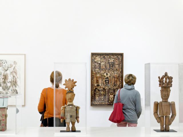 Villeneuve d'Ascq _ Le LaM, Lille Métropole Musée d'art moderne, d'art contemporain et d'art brut © Frédéric Iovono - LaM