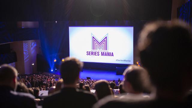 Lille _ Festival Série Mania _ Cérémonie d'ouverture © Gaël Leitao - Séries Mania