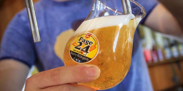 Aix-Noulette _ Brasserie Saint Germain, _ bière artisanale © CRTC Hauts-de-France - AS Flament