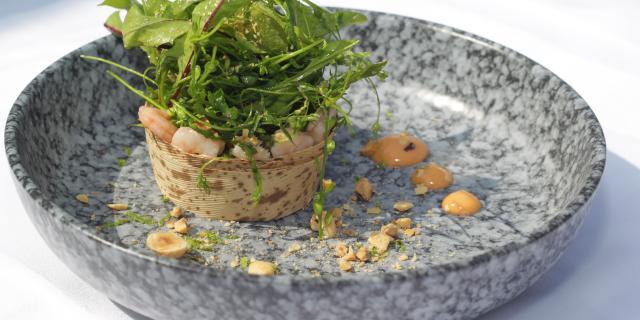 Amiens_Le Quai Salade De Crevettes