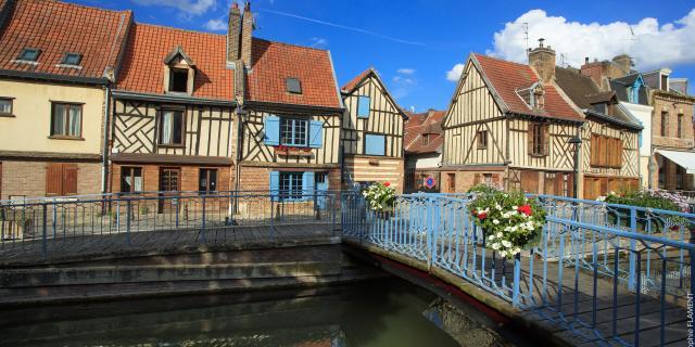Amiens _ Quartier Saint Leu © CRTC Hauts-de-France - AS Flament