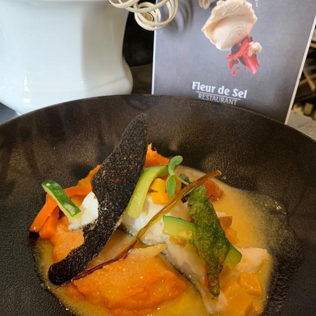 Boulogne-sur-Mer_Restaurant Fleur de Sel ©Fleur de Sel