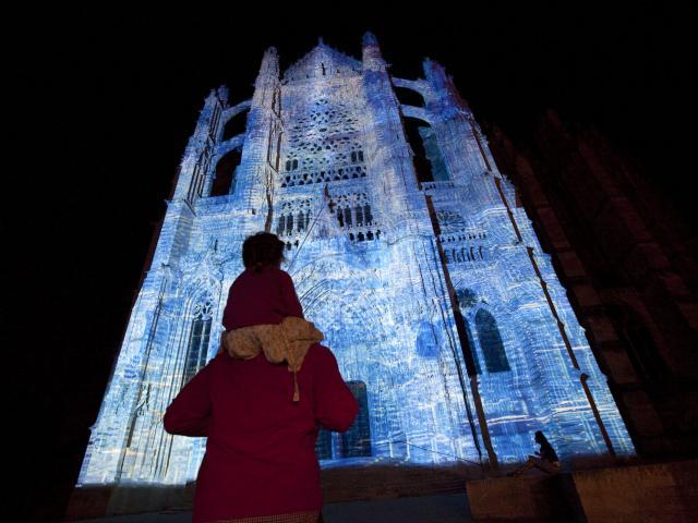Beauvais _ Cathédrale Saint-Pierre _ Cathédrale Infinie © CRTC Hauts-de-France - Ludovic Leleu