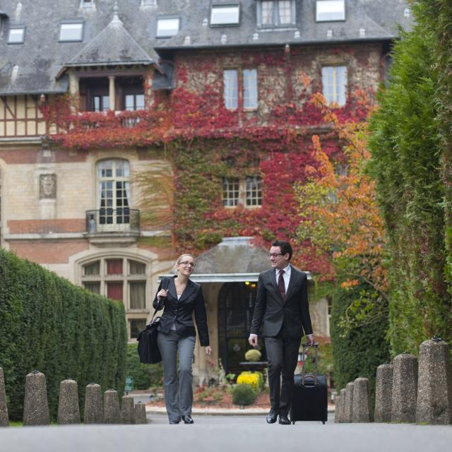 Gouvieux, Château de Montvillargenne
