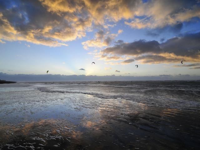 Baie de Somme_Kite-surf ©CRTC Hauts-de-France-Nicolas Bryant
