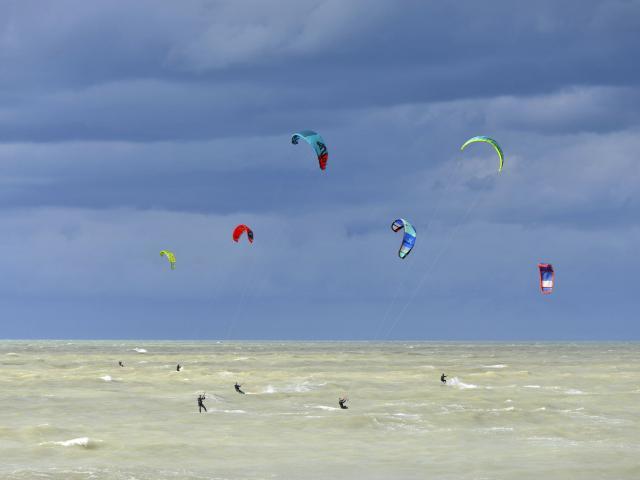 Dunkerque_Kitesurf © CRTC Hauts-de-France - Nicolas Bryant
