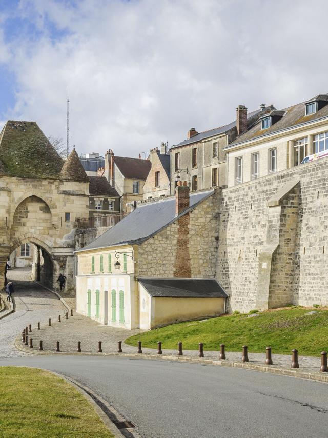 Laon _ Porte Ardon © CRTC Hauts-de-France - Vincent Colin