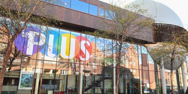 Dunkerque _ Le Plus _ Palais de l'Univers et des Sciences de Dunkerque © Cud Dunkerque