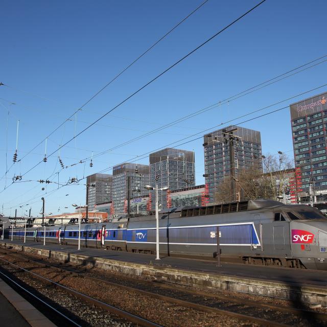 Lille_Gare Lille Flandres© CRTC Hauts-de-France - Maxime Dufour Photographies