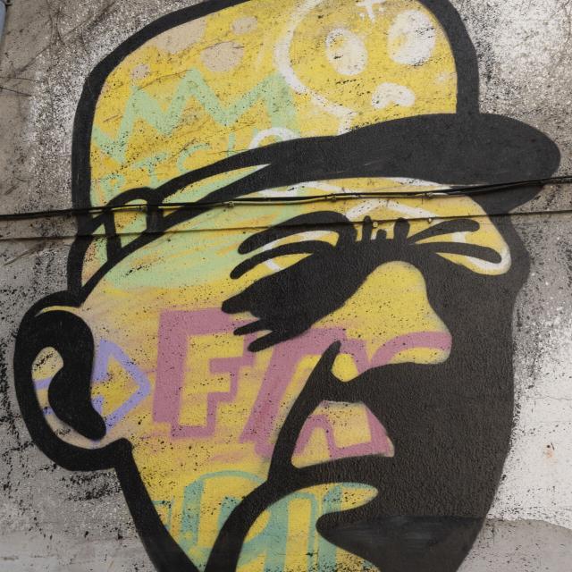 Lille_Street Art_Charles de Gaulle©CRTC Hauts-de-France - Benjamin TEISSEDRE