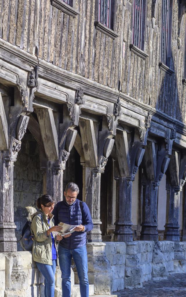 Noyon_Cathédrale Notre-Dame©CRTC Hauts-de-France - Nicolas Bryant