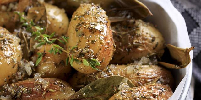 Plat de pommes de terre © CRTC Hauts-de-France - AS Flament