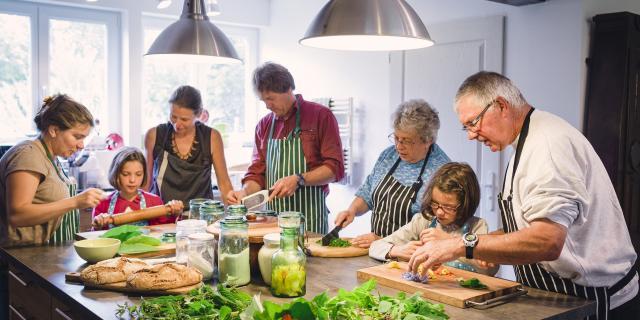 Proizy _ Le Jardin d'Hélène _ Stage de cuisine © CRTC Hauts-de-France - Comdesimages.com