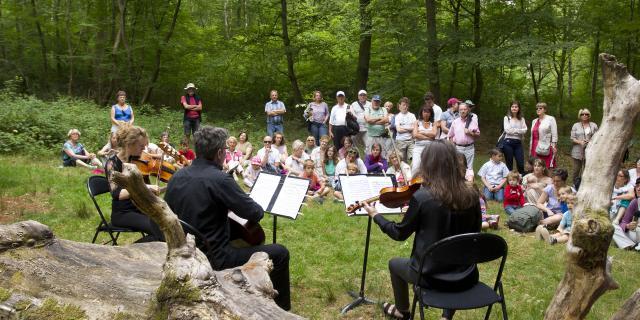 Saint-Jean-aux-Bois_Festival des forêts_randonnee et aubade en forêt©CRTC Hauts-de-France_Anne-Sophie Flament