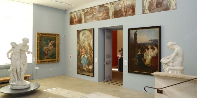 Beauvais _ MUDO _ Salle Mazerolles © Mudo Musée de l'Oise