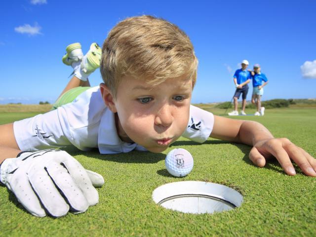 Wimereux _ Golf _ Cours pour les enfants © CRTC Hauts-de-France - AS Flament