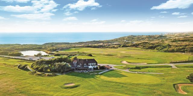 Wimereux _ Golf © Golf en Côte d'Opale