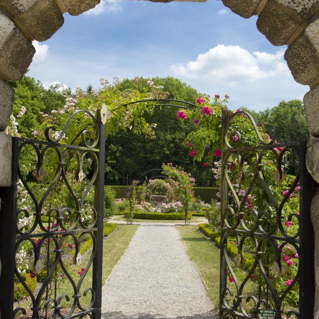 Fontaine-Chaalis_Abbaye royale de Chaalis©CRTC Hauts-de-France – Anne-Sophie Flament