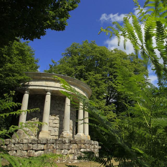 Ermenonville_Parc Jean-Jacques Rousseau© CRTC Hauts-de-France – Anne-Sophie Flament