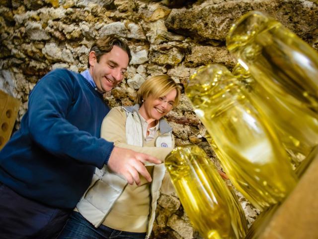 Barzy Sur Marne Champagne Leveque Dehan © Sylvain Cambon - Agence Aisne Tourisme 14786