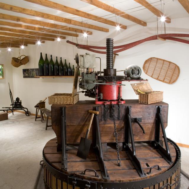 Barzy-sur-Marne_Musée du champagne © Champagne Leveque Dehan - Didier Tatin