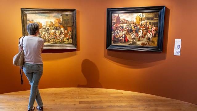 Cassel_Musée départemental de Flandre© CRTC Hauts-de-France _ Stéphane Bouilland