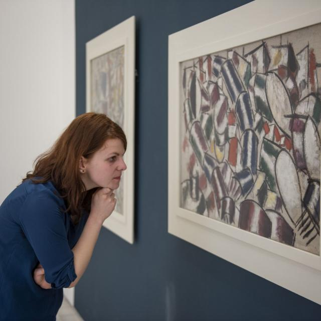 Le Lam Lille Métropole, Musée D'art Moderne, D'art Contemporain Et D'art Brut 24 Crt Hauts De France Benjamin Teissedre