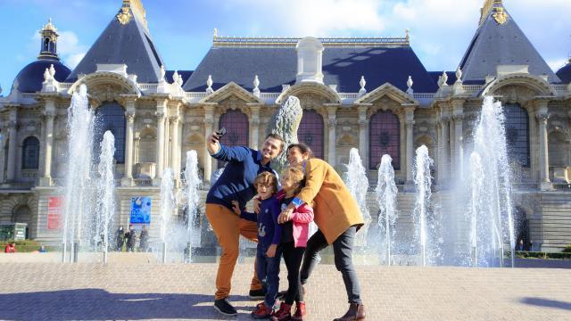 Lille_Palais des Beaux Arts en famille©CRTC Hauts-de-France_Anne-Sophie Flament