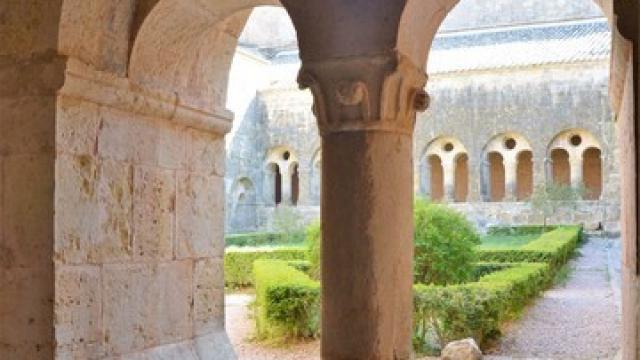 Abbaye Le Thoronet Provence Y Lemagadure 1