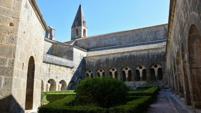Abbaye Le Thoronet Provence Y Lemagadure 2