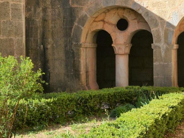 Abbaye Le Thoronet Provence Y Lemagadure