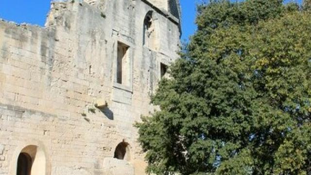 Abbayemontmajour Arles Provence Cmarchand