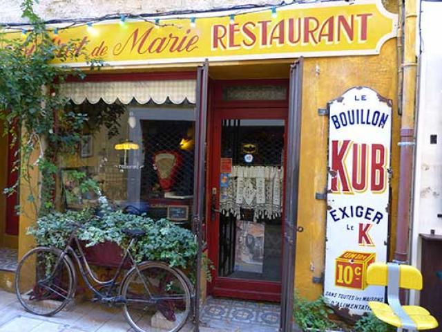 Accueil Velo Restaurant Asimon 1