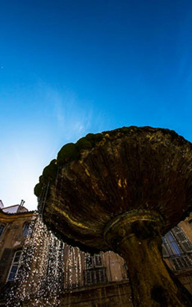 Aix En Provence Fontaine Frigal