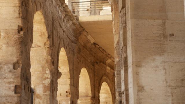 Arenes Arles Camargue Provence V Lucas