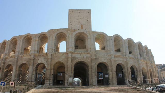 Arenes Arles Cchillio