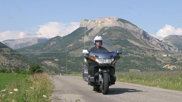 Baronnies Moto Alpes Pchanin