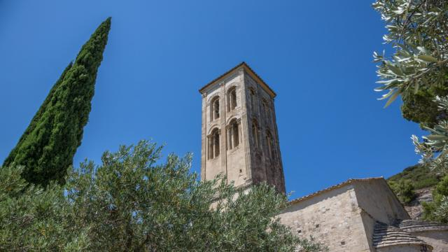 Chapelle Notre-Dame d'Aubune à Beaumes-de-Venise