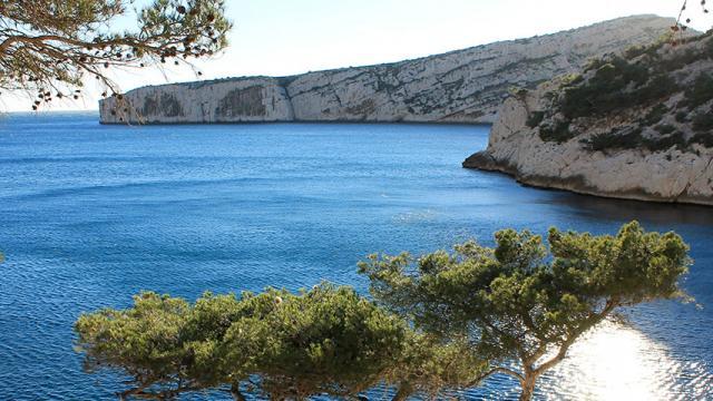 Calanques Luminy Marseille Cchillio