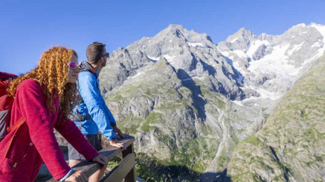 Casset Lauzet Pointdevue Montagne Sommet Ecrins Paca 1